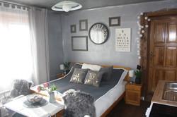 Dvoulůžkový pokoj s TV a vanou