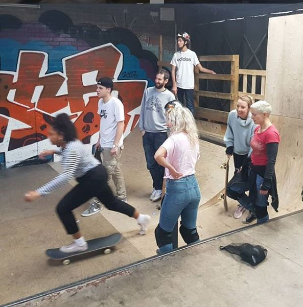 ALL AGE  & ABILITY SKATEBOARD SESSIONS*