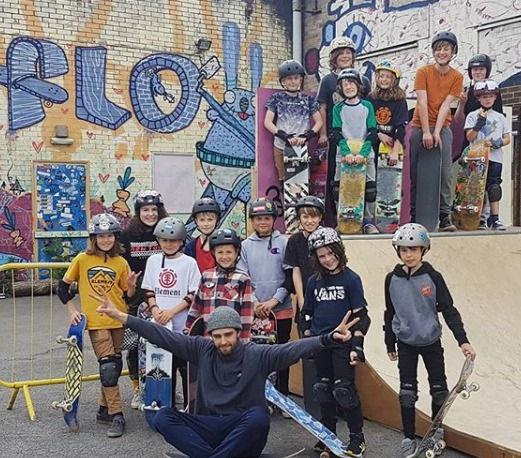 Under 18 - Thurs Skateboard Night*