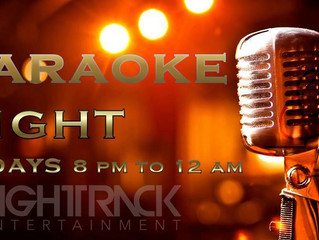 Karaoke Night at Stetson Bar is here!