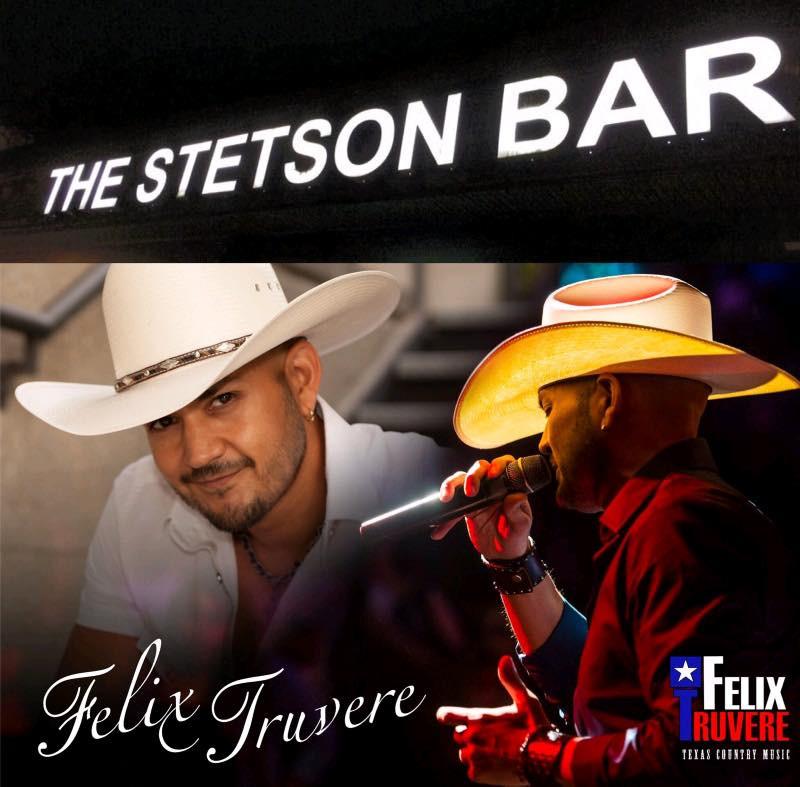 Felix Truevere Live at The Stetson Bar