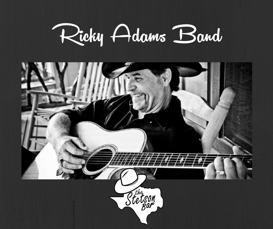 Ricky Adams Band at The Stetson Bar San Antonio