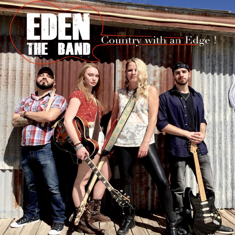 Eden the Band at the Stetson Bar