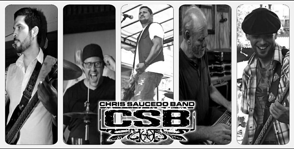 Chris Saucedo Band; Stetson Bar