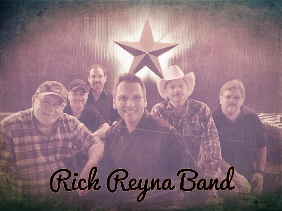 Rick Reyna Band at The Stetson Bar