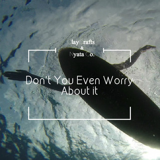 """""""Don't You Even Worry About It!"""""""