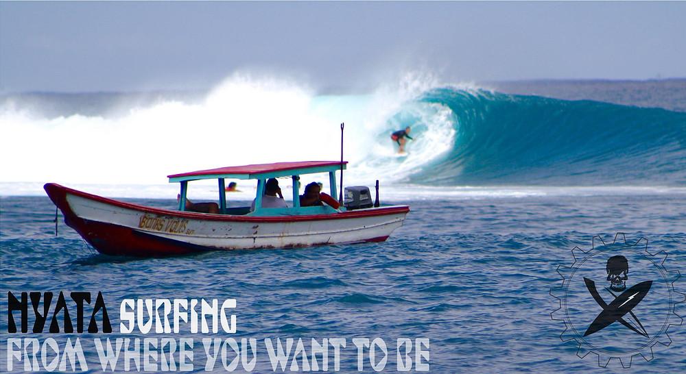 Nyata Surfing Budget