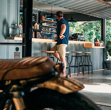 Noosa Junction Cafe. Noosa Heads Coffee Shop