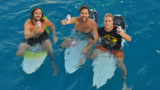 Surf Trip with the boys!