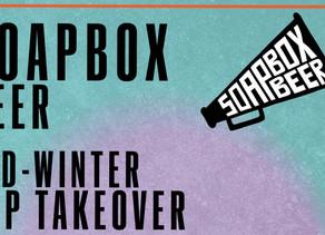 SoapBox Beer [Brisbane] Tap Take Over