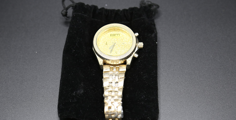 Bling Masters Men's Watch