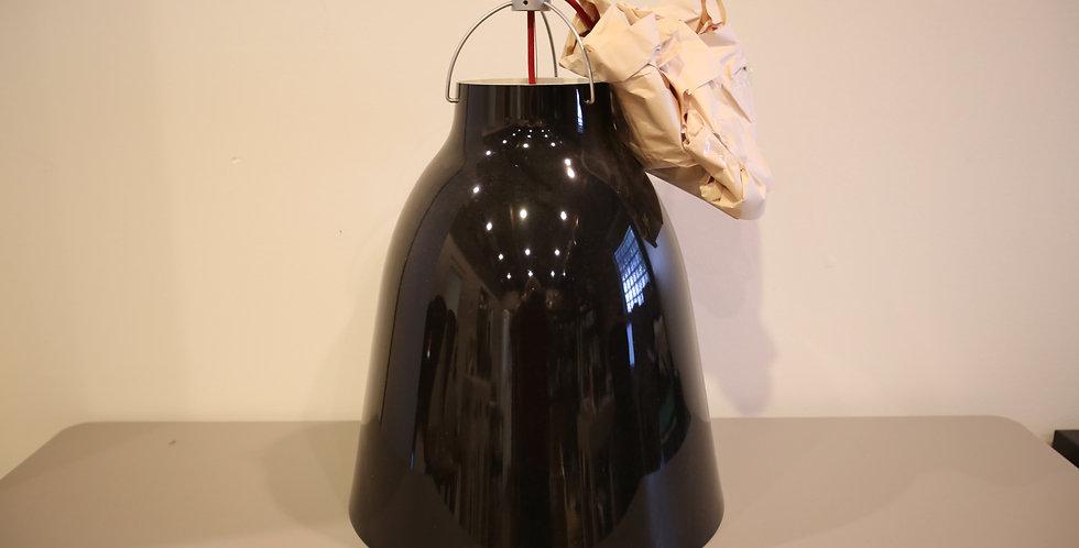 Black Caravaggio Pendant by Cecile Manz