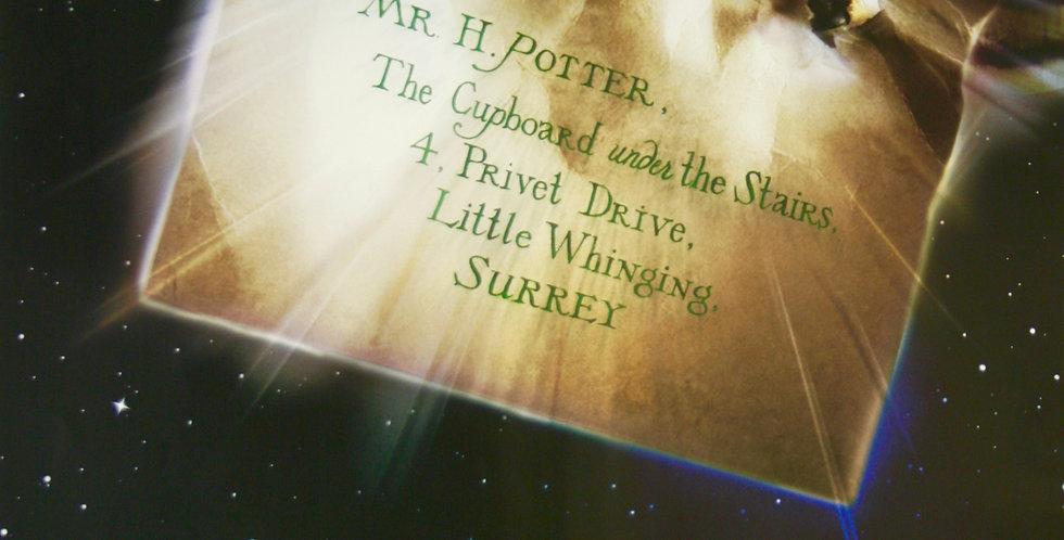 Market Advance Poster of Harry Potter & the Sorcerer's Stone
