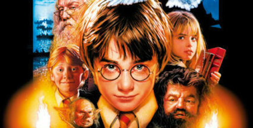Market Advanced Harry Potter and the Sorcerer's Stone Movie Poster #2