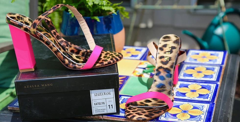 """Azalea Wang """"Katelyn"""" Sandals Size 11"""