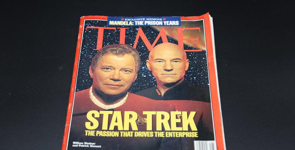Star Trek Cover TIME Magazine