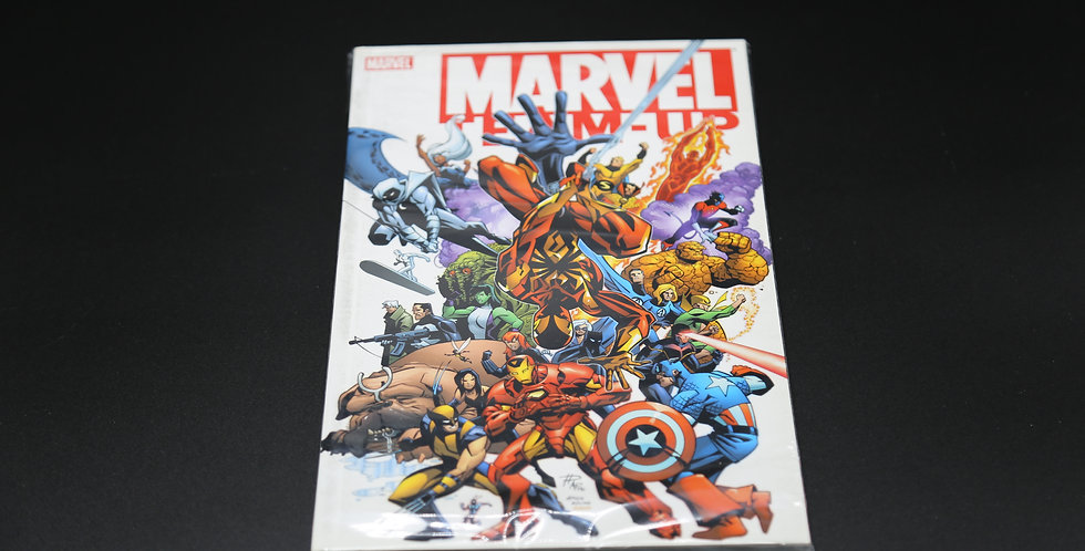 Marvel Team-Up Comic Book