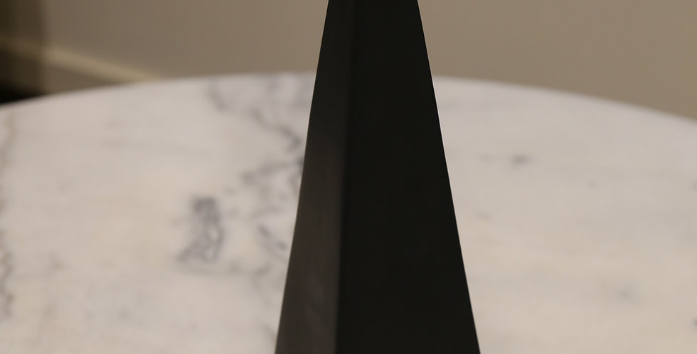 Dwell Studios Metal Obelisk