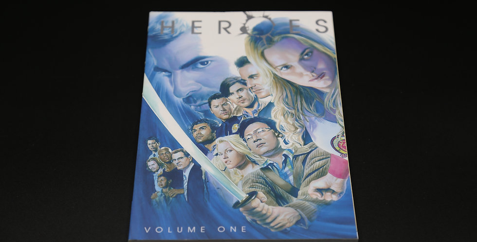 Heroes Vol. 1 Graphic Novel