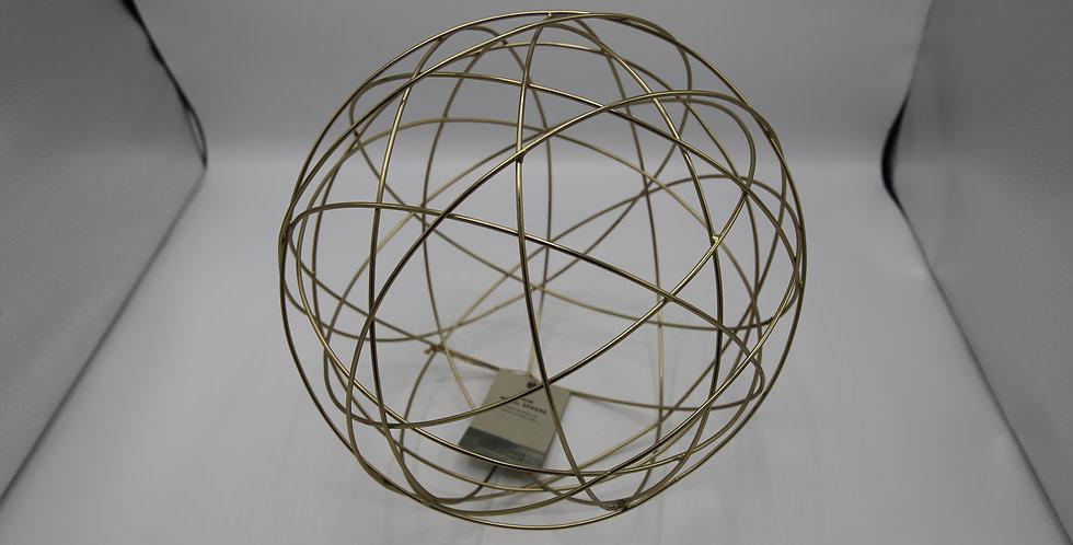 Thin Metal Sphere