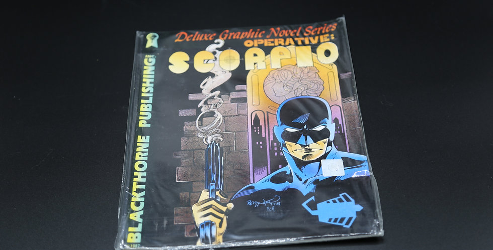 Operative: Scorpio Graphic Novel