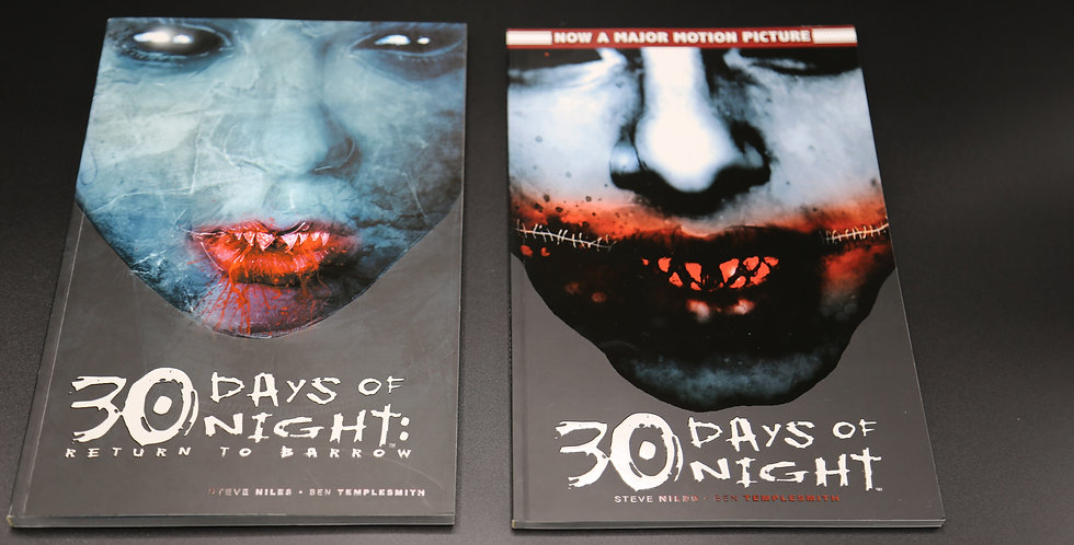 30 Days of Night Trade Comic