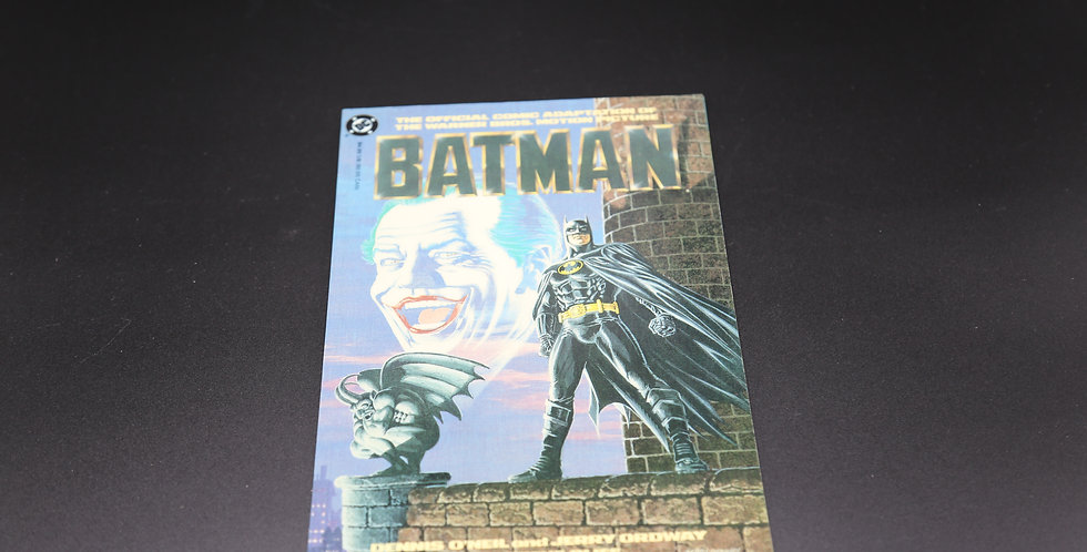 Batman Comic Book:  The Joker