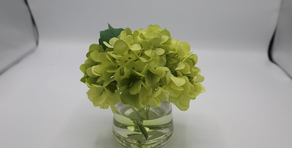 Green Hydrangae Floral