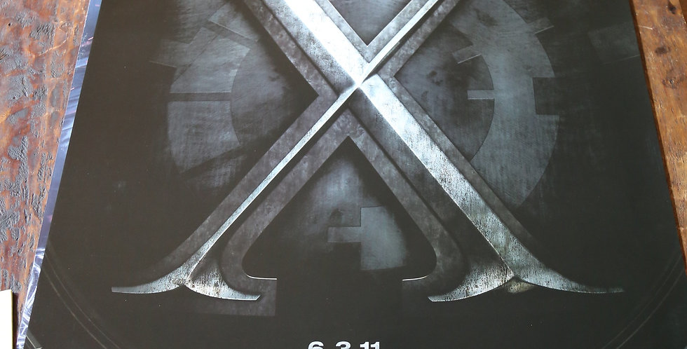 X-Men Poster, First Class