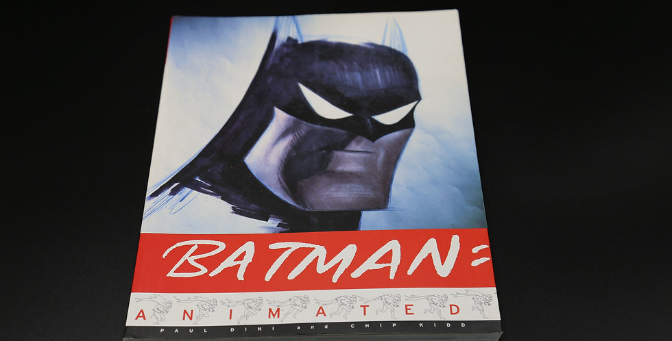 Batman Animated Book
