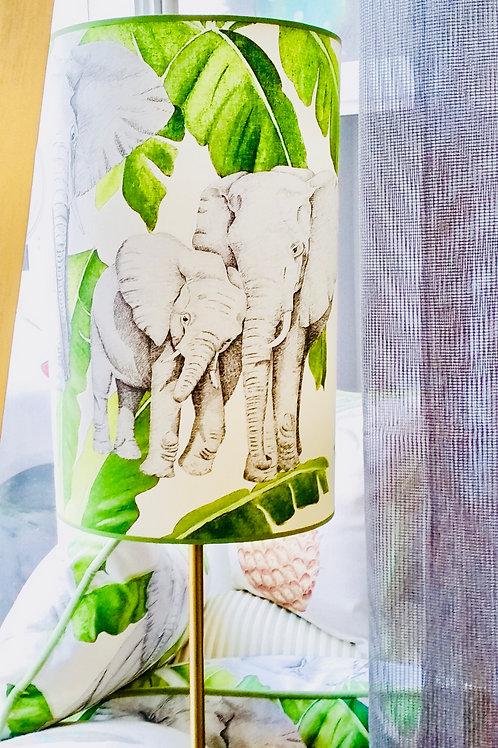 """Lampe """"Der grüne Elefant"""""""