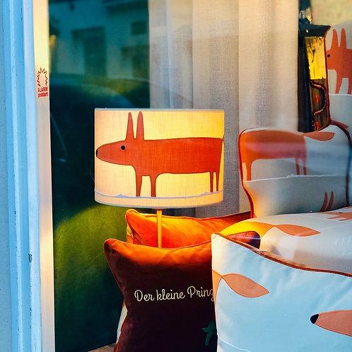 "Lampe ""Mr. FOX"""