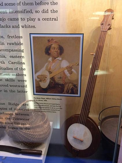 early mountain banjo