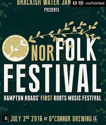 1st annual Norfolk folk fest