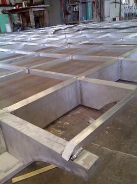 Custom Aluminum Pergola