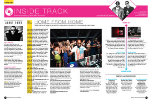 DJ UCH in Hype Magazine - Dubai
