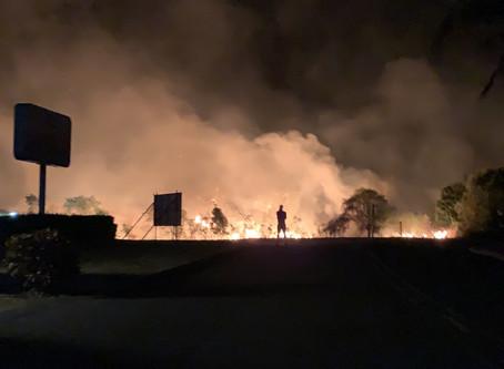 Fire Ban Fire Plan