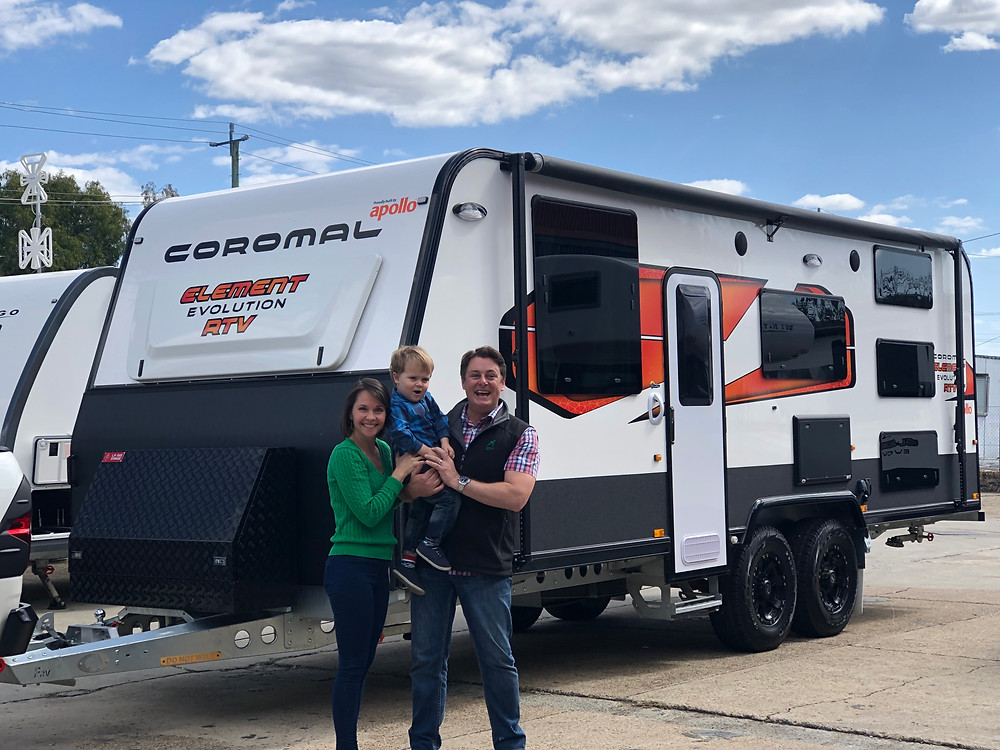 Coromal Caravan, Family