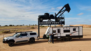 Feel Good in Coober Pedy, Outback SA