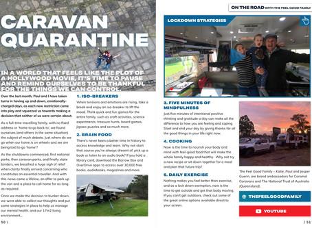 Caravan Quarantine