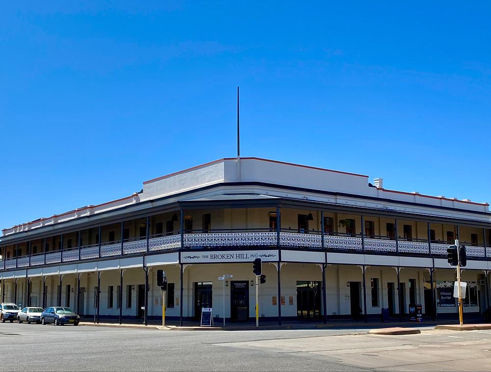 Pub, Outback Pub, Broken Hill Pub
