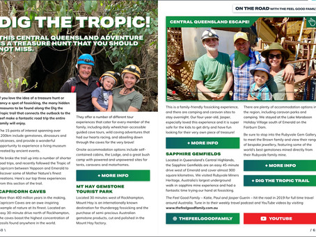 Queensland's Dig The Tropic!