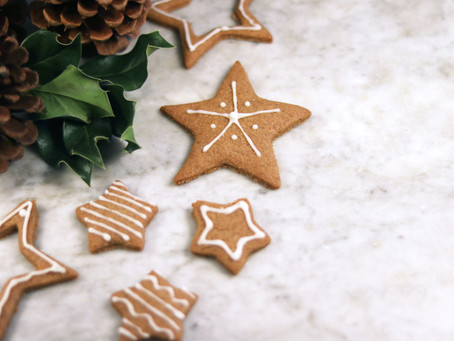 Weber Gingerbread Cookies