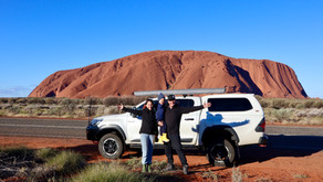 Feel Good at Uluru Kata-Tjuta, Yulara NT