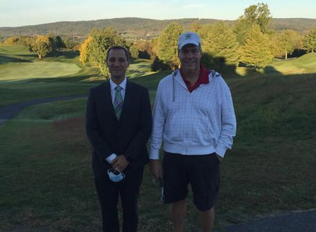 Golf Tournament Fundraiser Complete