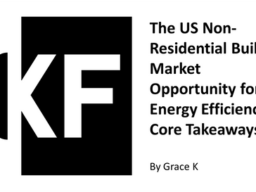 The US Non-Residential Building Market Opportunity for Energy Efficiency: 4 Core Takeaways
