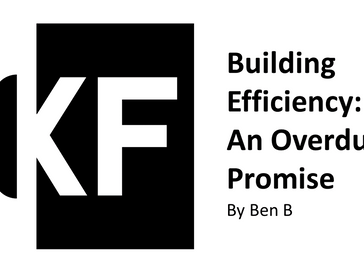 Building Efficiency: An Overdue Promise