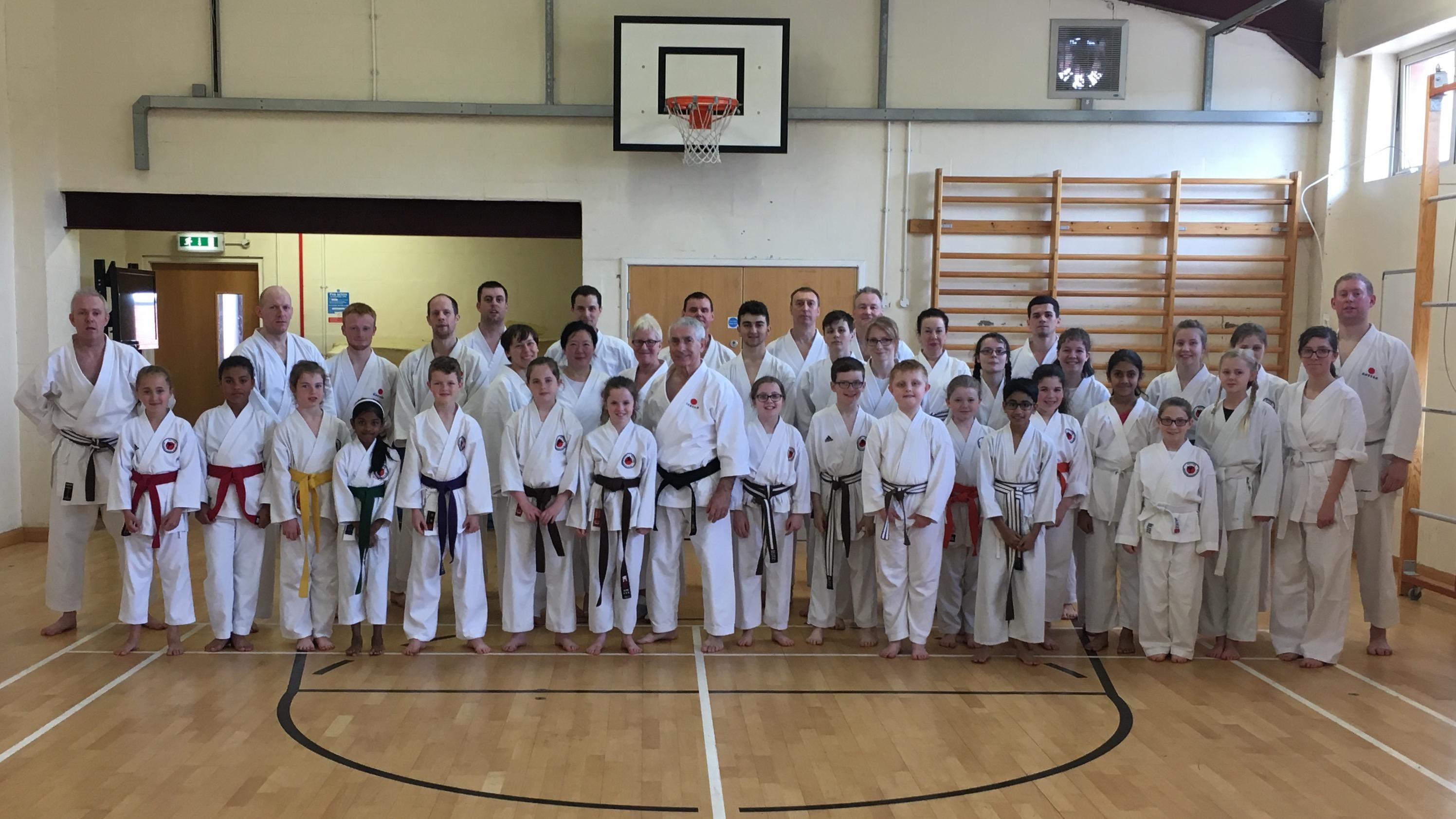 Karate | Preston | Hutton Shotokan Karate Club - Hutton ...