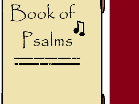 Songs for Psalms