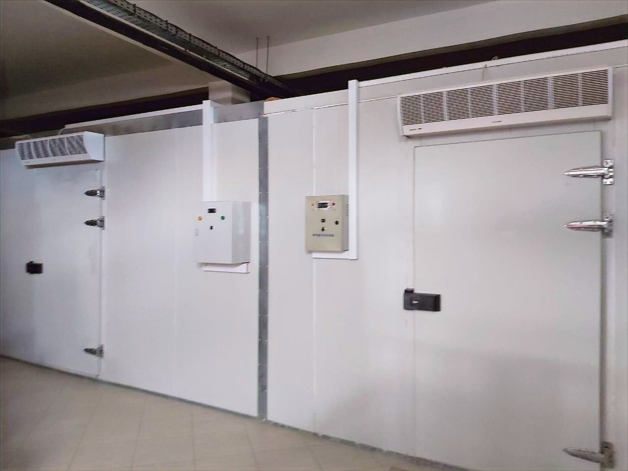 Adelices Ltd Cold Room